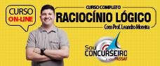 RACIOCÍNIO LÓGICO PARA CONCURSOS PÚBLICOS 2018