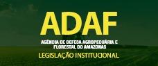 ADAF | LEGISLAÇÃO ESPECÍFICA + ESTATUTO DOS SERVIDORES DO AMAZONAS