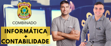 COMBINADO DE INFORMÁTICA E CONTABILIDADE PARA A POLÍCIA FEDERAL 2018