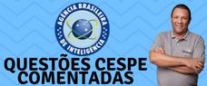 (ABIN) PORTUGUÊS  - QUESTÕES CESPE COMENTADAS