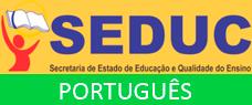 (SEDUC) PORTUGUÊS PARA MÉDIO E SUPERIOR