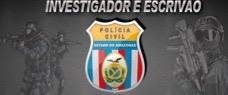 POLÍCIA CIVIL DO AMAZONAS - INVESTIGADOR E ESCRIVÃO